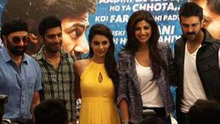 Dishkiyaoon Movie Press Conference