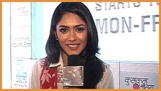 Exclusive - Language is not a barrier for Mrunal Thakur