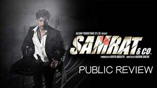 Public Review of Samrat and Co - (Rajeev khandelwal, Madalsa Sharma)