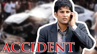 Rajeev Khandelwal Injured in a Car Accident