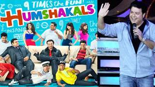 Sajid Khan Promotes Humshakal on DID Lil Masters