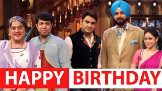 Happy Birthday to Comedy Nights With Kapil