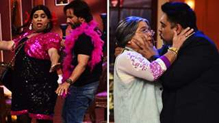 Humshakals Team on Comedy nights with Kapil