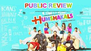 Public Review of the Film 'Humshakals'