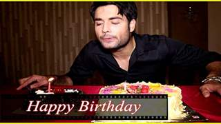 Vivian Dsena celebrates his B'day with India-Forums