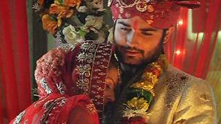 Madhu and Raja tie the knot!