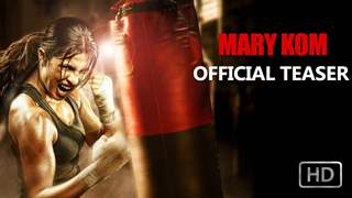 Mary Kom - Teaser | Priyanka Chopra in and as Mary Kom