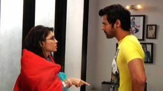 Tiff between Abhi and Pragya in Kumkum Bhagya