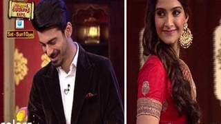 Comedy Nights with Kapil with Sonam Kapoor and Fawad Khan
