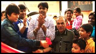 Taarak Mehta's team visits Happy Planet!