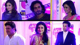 "Celebrities Galore On The Red Carpet Of Sony Pal's ""Yeh Pal Humara Hai"""