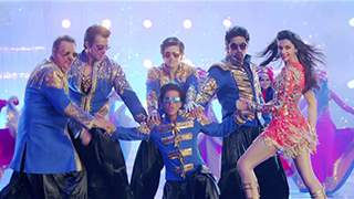 Happy New Year's Dance Anthem - INDIAWAALE