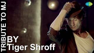 Tiger Shroff's Tribute to the King MJ