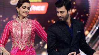 Sonam Kapoor And Fawad Khan On Jhalak Dikh Laja