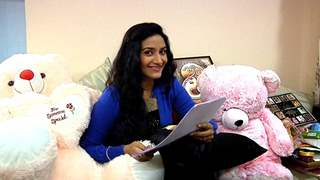 Rati Pandey Receives Letters From Her Fans