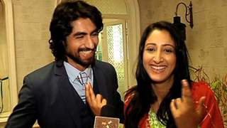 Harshad Chopra and Shivya Pathania Share Their Shooting Experience In Lucknow