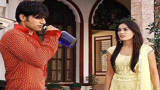 Tiff Between Aahil And Sanam In Qubool Hai