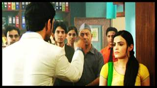 Ranveer Shouts At Ishaani Infront Of The Whole Office