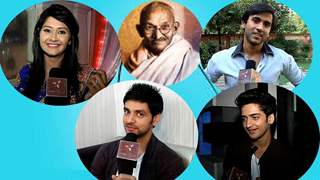 TV Celebs Talk About the 'Father Of The Nation'