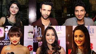 Stars Galore At The ITA Awards