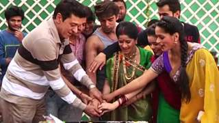 Celebration Time On The Sets Of Doli Armano Ki