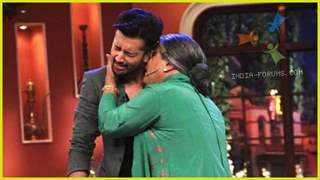 Atif Aslam On The Sets Of Comedy Nights With Kapil