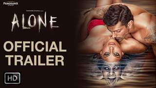 Alone Official Theatrical Trailer | Bipasha Basu, Karan Singh Grover