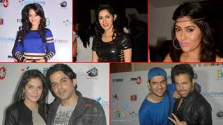 TV Celebs Talk About Their Disco Attire At India-Forums Party