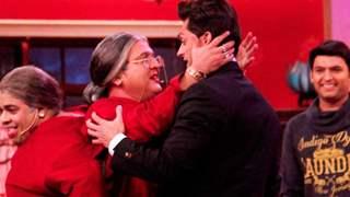 Bipasha Basu And Karan Singh Grover On The Sets Of Comedy Nights With Kapil
