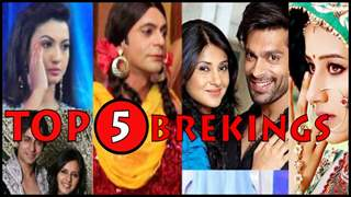 Top 5 Breakings Of 2014 In Television Industry