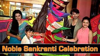 Ek Rishta Aisa Bhi Cast Celebrates Makar Sankranti With the NGO Kids