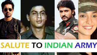 Army Officers of Indian Television