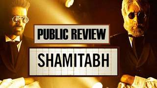 Public Review Of Shamitabh