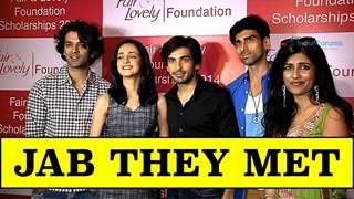 When Mohit, Sanaya, Barun and Akshay Met Again