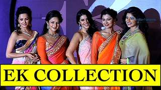 Ekta Launches EK Collection