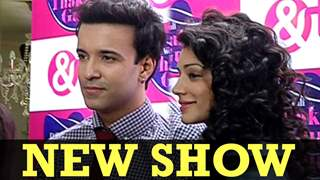 Aamir Ali And Sukirti khandpal Talk About Their New Show