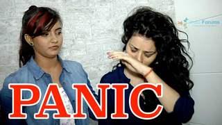 What Made Thakur Girls Panic?