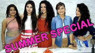 Dilli Wali Thakur Gurls Beating The Heat With Fruit Salad!