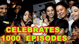 Party time for Diya Aur Baati Hum team