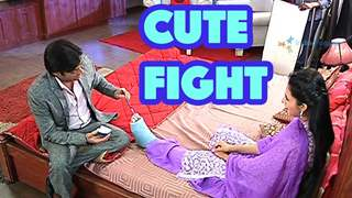 Raman and Ishita's cute fight