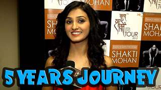Shakti Mohan's 5 most memorable moments