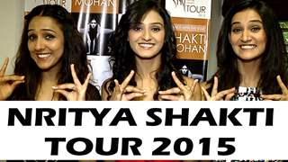 Mohan sisters excited for Nritya Shakti tour 2015