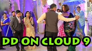 Double celebration for DD in Jamai Raja