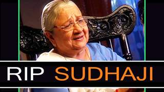 Sudha Shivpuri, aka Baa, passed away