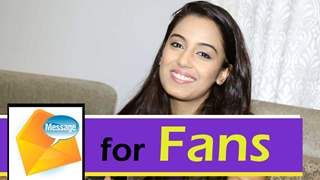 Srishty Rode's special message for India-Forum fans