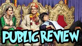 Public review of Tanu Weds Manu Return