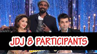 Jhalak Dikhla Jaa season 8's contestants