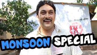 Rajesh Kumar speaks about his liking towards monsoons