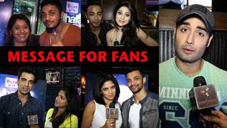 Jhalak Dikhla Jaa contestants asking for fans support