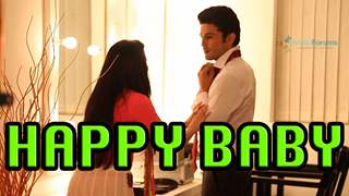 Baby's special good luck wish for Kabir on Reporters!